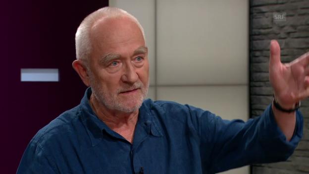 Video «Peter Zumthor – Architektur und Atmosphäre» abspielen