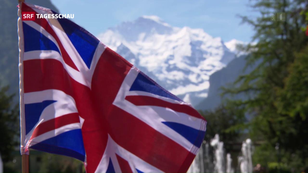 Brexit-Auswirkungen für die Schweiz