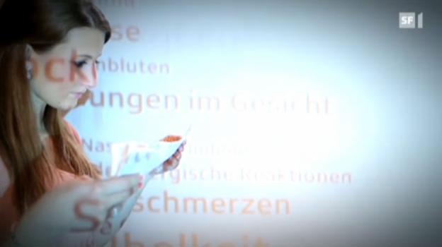 Video ««Mehr Zeit für Gespräche könnte Nebenwirkungen lindern»» abspielen