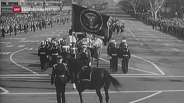 Video «Kennedy-Akten werden veröffentlicht» abspielen