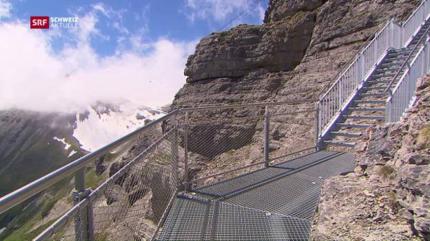 Video «Schweiz aktuell vom 07.07.2016» abspielen