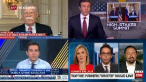 Video «Trump erntet Kritik – auch aus den eigenen Reihen» abspielen