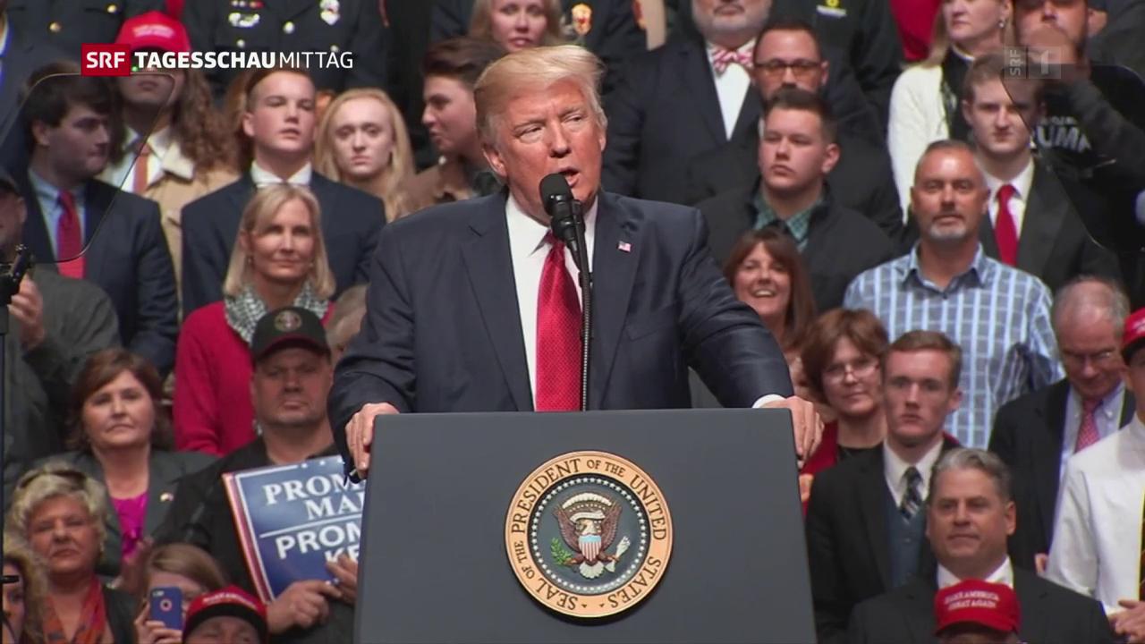 Bundesgericht stellt sich erneut gegen Donald Trump