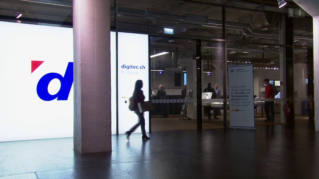 Genervte Digitec-Kunden: Ärger mit Garantie und Reparaturservice