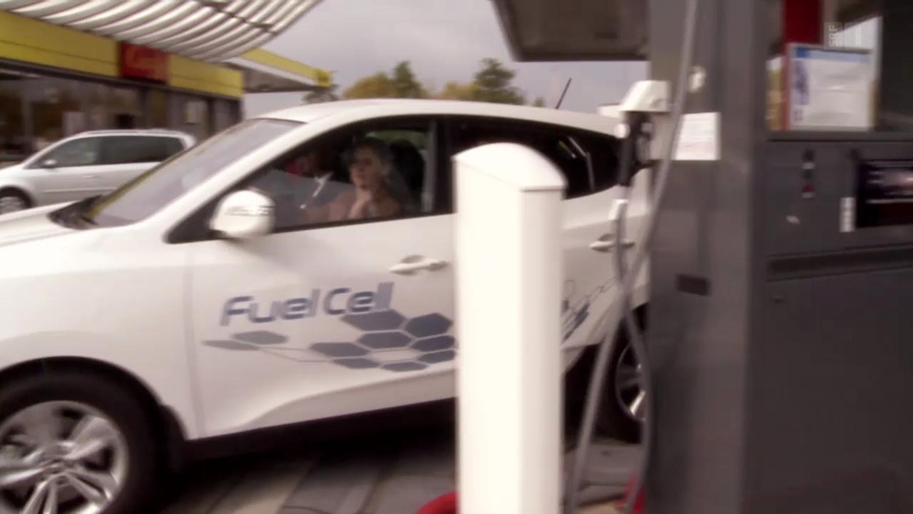 Wasserstofftankstellen für die Schweiz?