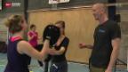 Video «Boom bei Selbstverteidigungskursen für Frauen» abspielen