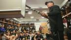 Video «Bis 2023: McSorley kehrt an die Bande zurück» abspielen