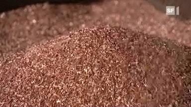 Begehrtes Kupfer