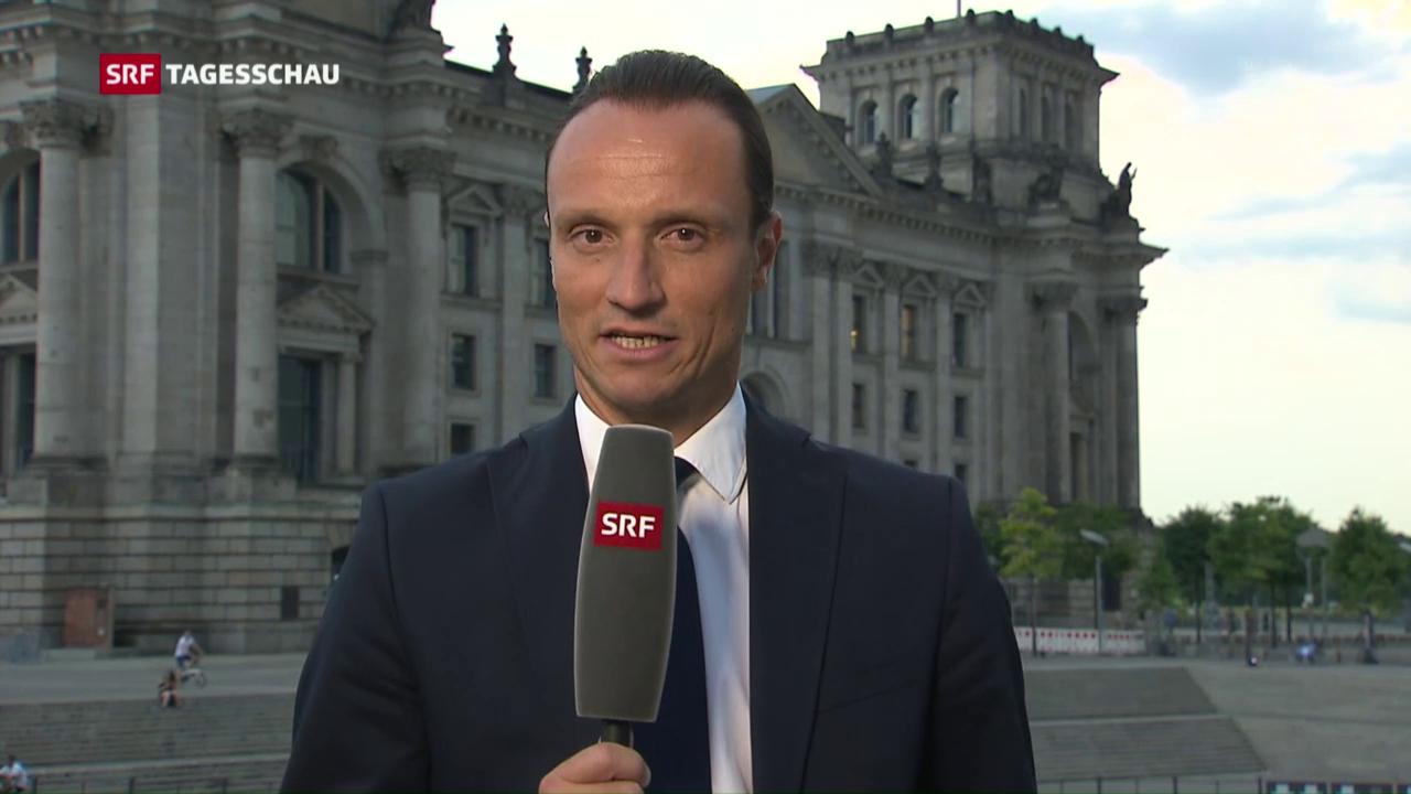 «Merkel fehlt die Unterstützung in den eigenen Reihen»