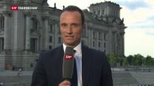 Video ««Merkel fehlt die Unterstützung in den eigenen Reihen»» abspielen
