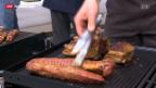 Video «Metzger reagieren auf Fleischtourismus» abspielen