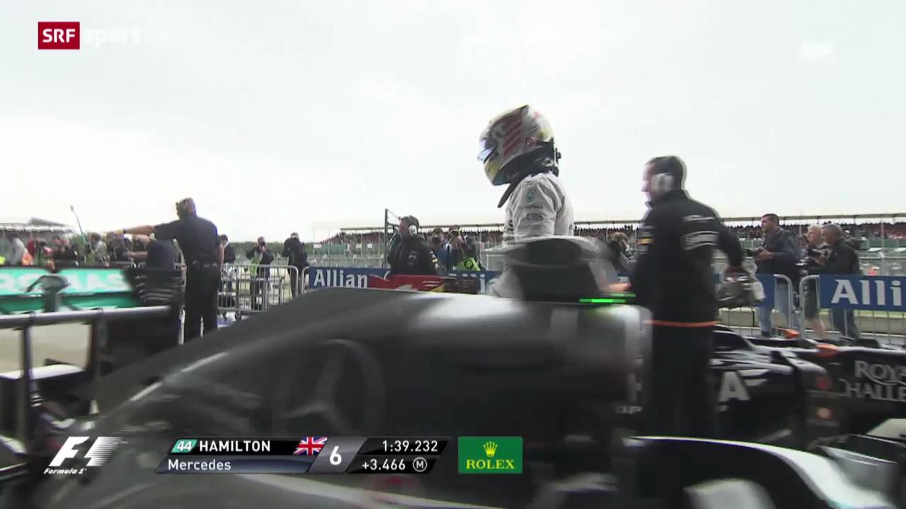 F1: Zusammenfassung Qualifying