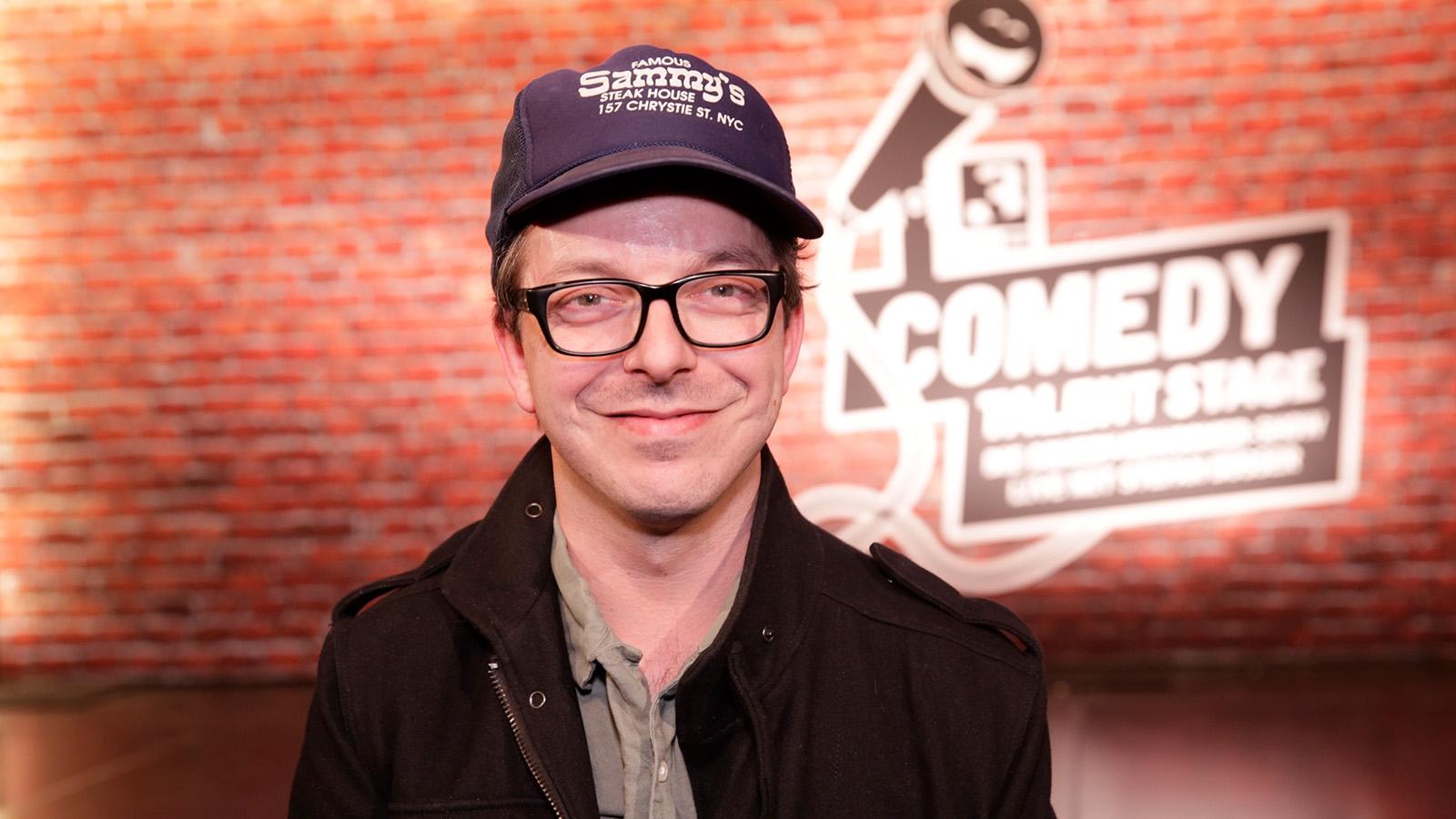 Jeremias Dubno auf der SRF 3 «Comedy Talent Stage»