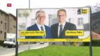 Video «Brisante Vorwürfe im Wahlkampf» abspielen