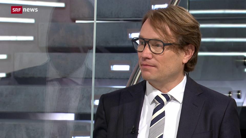 Lukas Golder: «Links-Grün konnte nicht über eigene Wählerschaft hinaus mobilisieren.»