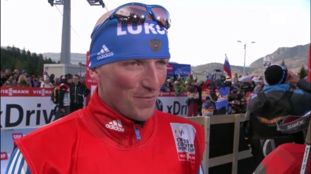 Video «Langlauf: Interview mit Reto Burgermeister» abspielen