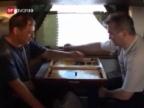 Video «Wodka und Schweiss: Das Leben entlang des Schienenstrangs» abspielen