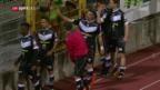Video «Lugano muss sich mit Remis begnügen» abspielen
