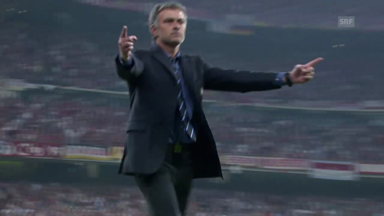 Fussball: José Mourinhos Karriere