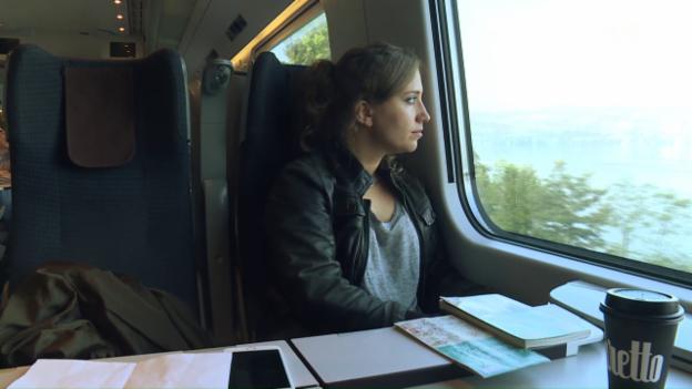 Video «Alternativen zum Städte-Flug: Das taugen Zug, Fernbus und Auto» abspielen