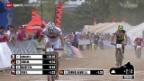 Video «MTB: Weltcup-Rennen der Männer in Südafrika, Cross-Country» abspielen