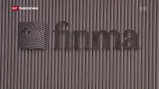 Video «Ist die Finma zu bissig?» abspielen