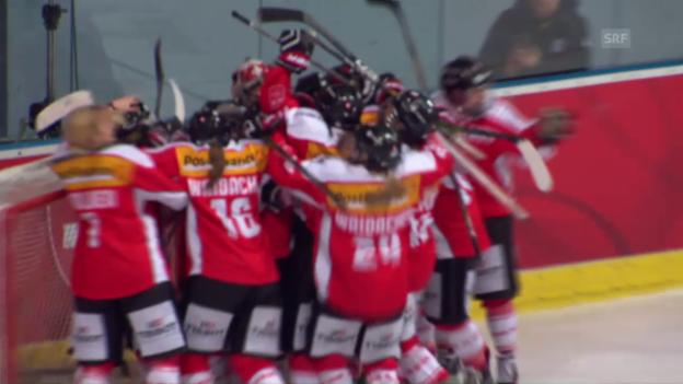 Video «Sieg und Olympia-Quali für Frauen-Nati» abspielen