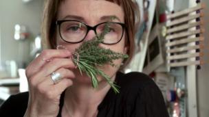 Video «Küchentrick: Kräuter «on the rocks»» abspielen