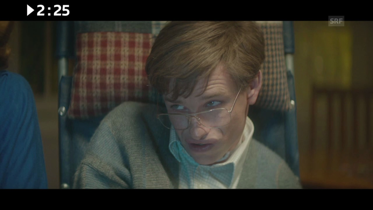 Keine 3 Minuten: «The Theory of Everything»