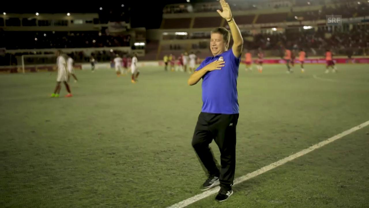 Trainer Gomez: Panamas Erfolgsbringer