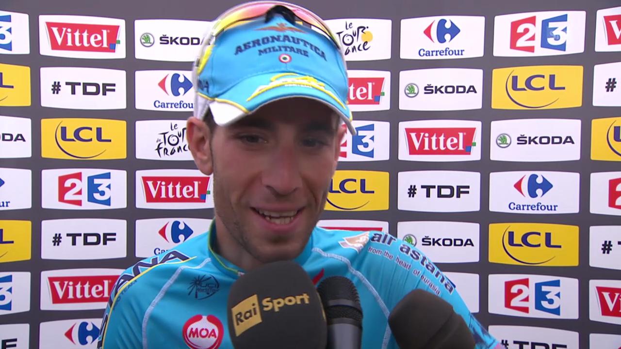 Interview mit Vincenzo Nibali (italienisch)