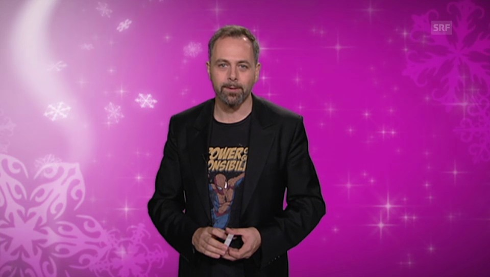 12. Dezember: Zauberlehre bei Michel Gammenthaler