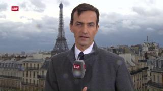 Video «Sarkozy kein Präsidentschaftskandidat mehr» abspielen
