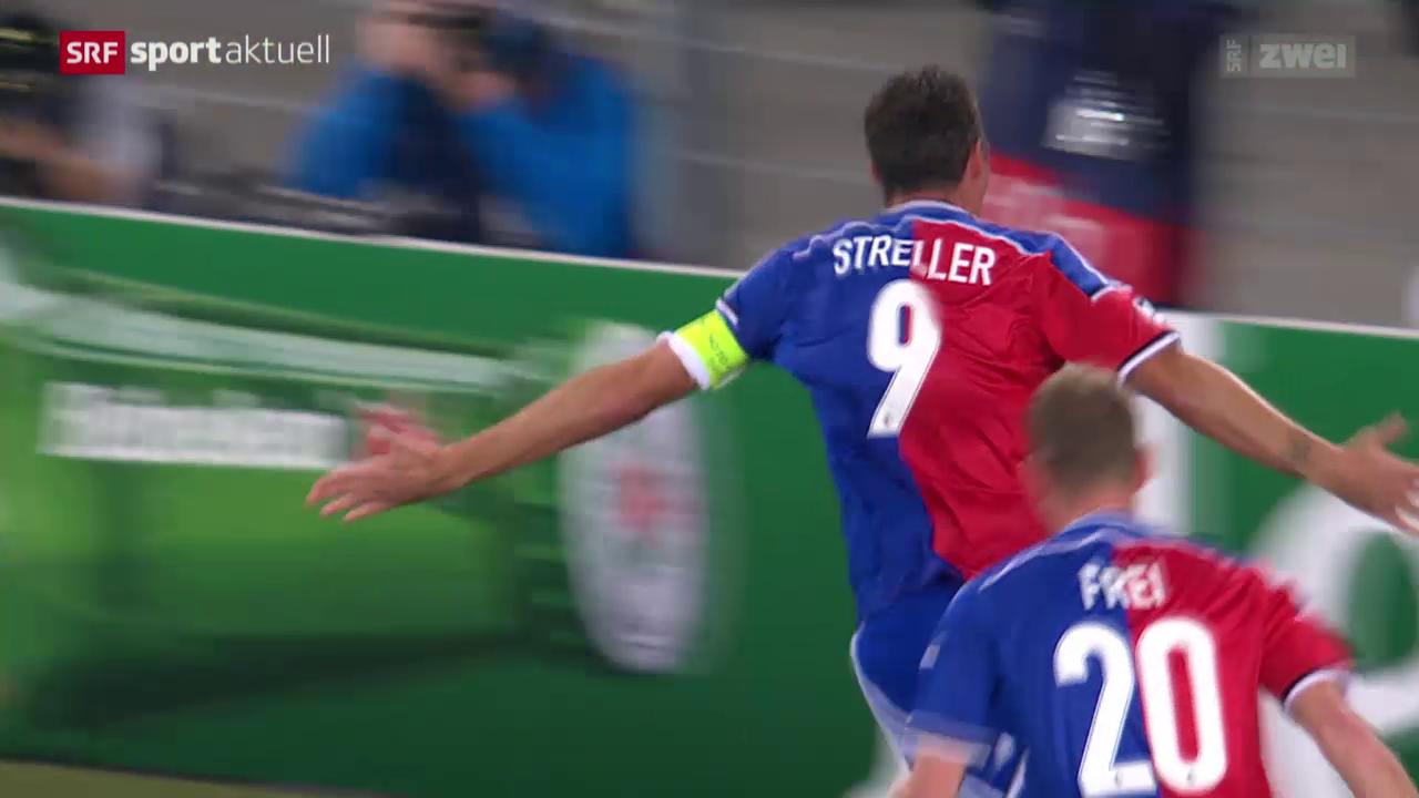 Fussball: Rücktritt Marco Streller