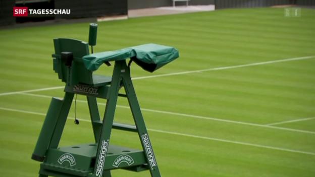 Video «Tennis-Wettskandal wird grösser» abspielen