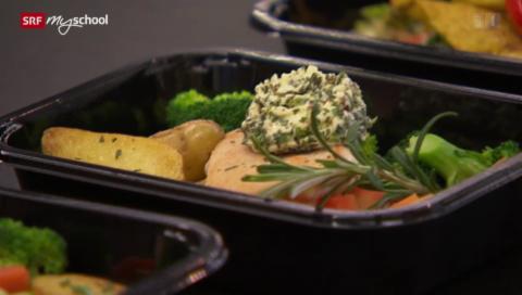 Convenience Food: Die Entwicklung eines Fertigmenüs (1/6)