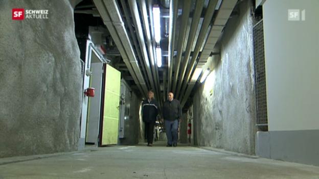 Video «Schweiz aktuell vom 27. November 2012» abspielen
