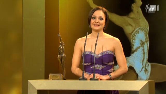 «Sports Awards»: Sportlerin des Jahres Sarah Meier