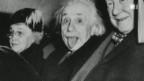 Video «Platz 1 für Albert Einstein - die grösste Schweizer Legende» abspielen