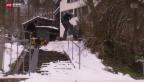 Video «Waaghalsige Snowboarder im Flachland» abspielen