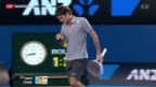 Video «Australian Open» abspielen
