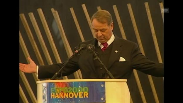 Video «Expo Hannover (Sendung vom 9.6.2000)» abspielen