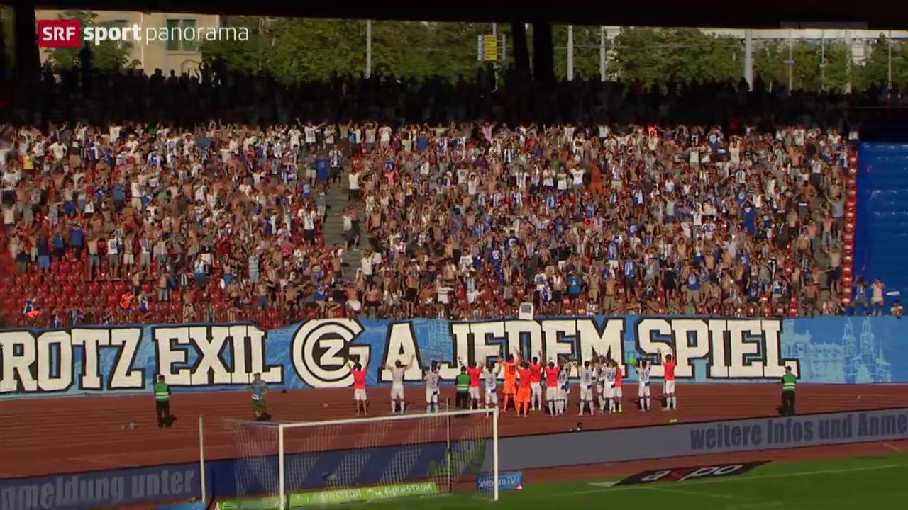 Fussball: Super League, GC - YB