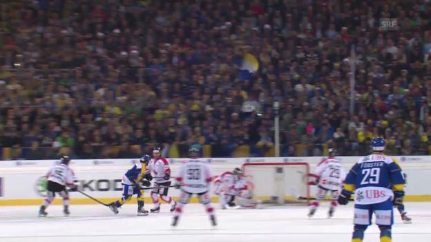Video «Spengler Cup: Spielbericht Kanada - Davos («sportlive» vom 28.12.2013)» abspielen