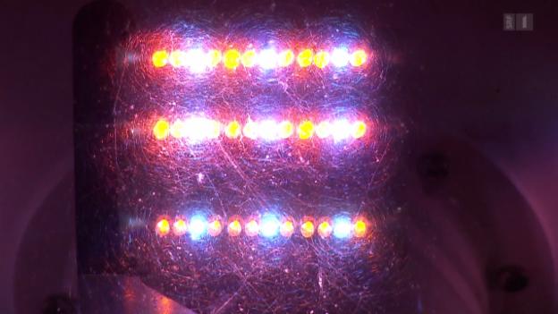 Video «Schlaue LED-Beleuchtung» abspielen