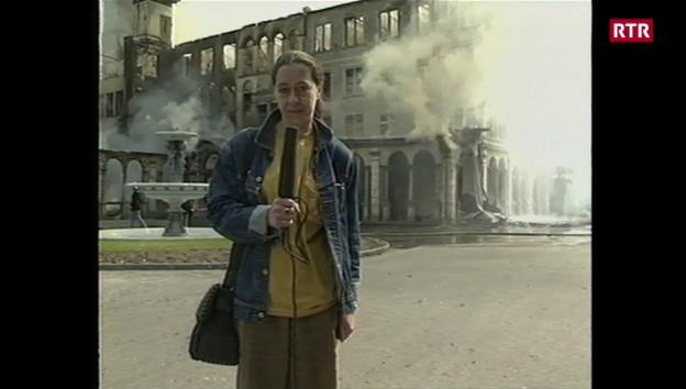 Laschar ir video «A Tarasp brischa il hotel Waldhaus»