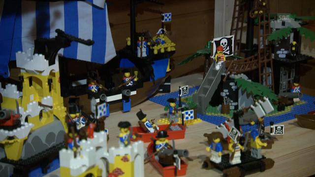 Franco Marvullis Lego-Schätze