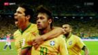 Video «Der Gastgeber vor dem 2. Gruppenspiel gegen Mexiko» abspielen