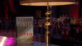 Video ««Orfeo» von Richard Powers (S. Fischer)» abspielen