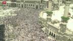 Video «Faszinierende Pilgerreise der Millionen» abspielen